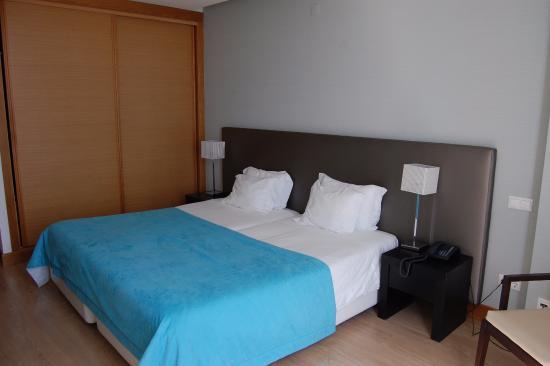 São Pedro de Moel, Portugal: O nosso quarto