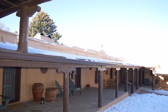 Old Taos Guesthouse B&B Foto