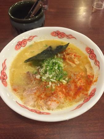 Tonryu: とろり濃厚なスープ