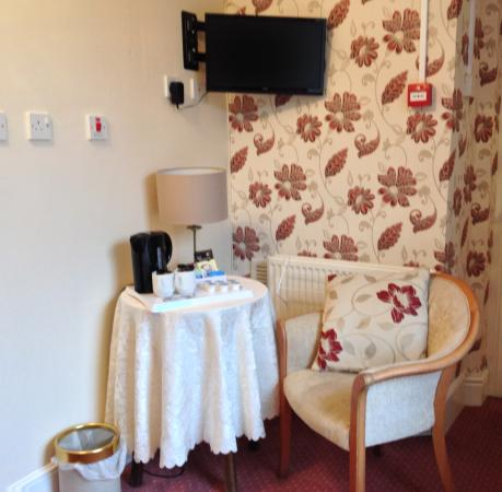 Machynlleth, UK: First Floor Double - Room 1