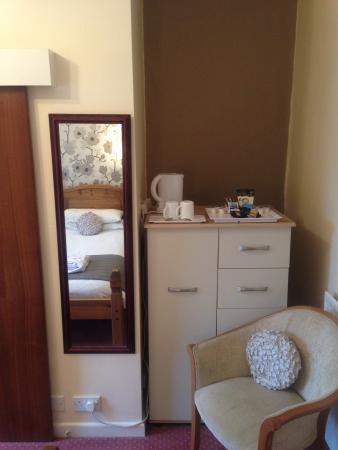 Machynlleth, UK: First Floor Twin - Room 4