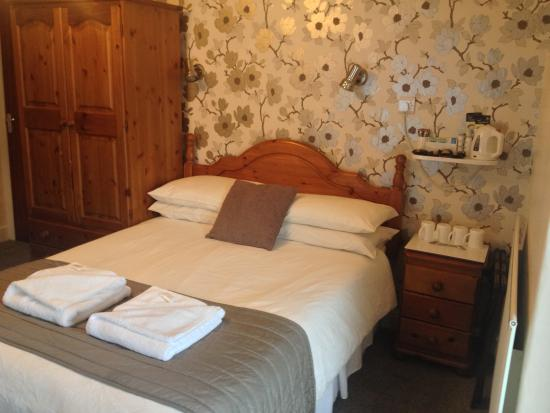 Machynlleth, UK: Second Floor Family - Room 6