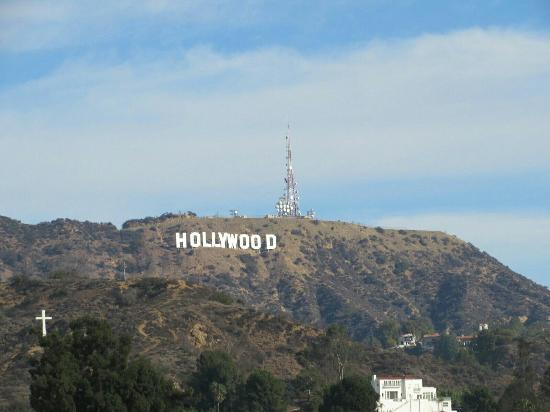 Loews Hollywood Hotel: Views from the suite