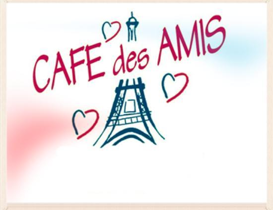 Sewickley, PA: Cafe des Amis Logo