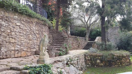 Casa Vela Guest House: Garden