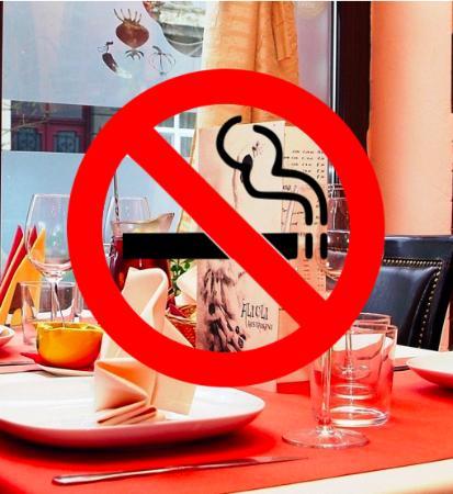 Starting with 28th of January 2016, Restaurant Alioli (Popa Tatu Street) is no smoking.