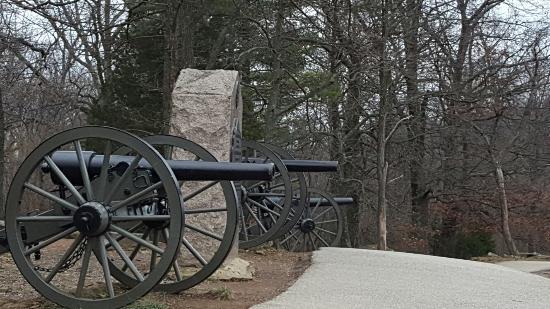 Gettysburg National Military Park: 20160117_080645_large.jpg
