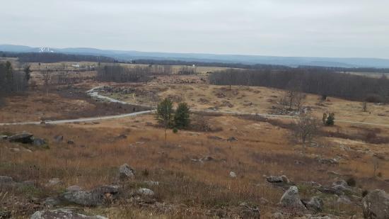 Gettysburg National Military Park: 20160117_080623_large.jpg