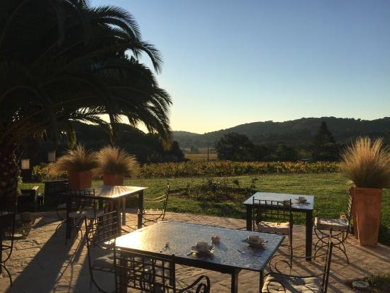 Hotel La Vigne de Ramatuelle: colazione