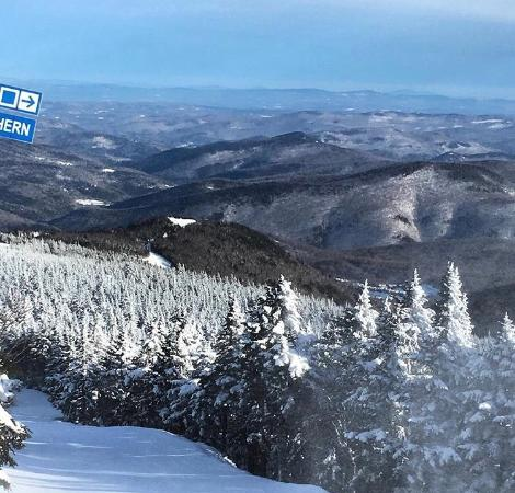 Killington Resort: Winter Beauty