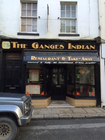 the ganges tavistock 9 west st restaurant reviews. Black Bedroom Furniture Sets. Home Design Ideas
