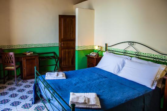 Santa Marina Salina, Italia: Una delle Camere Superior