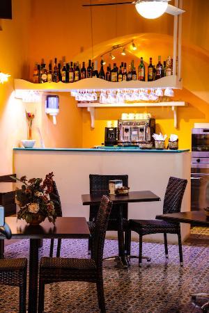 Santa Marina Salina, Italia: Il Bar