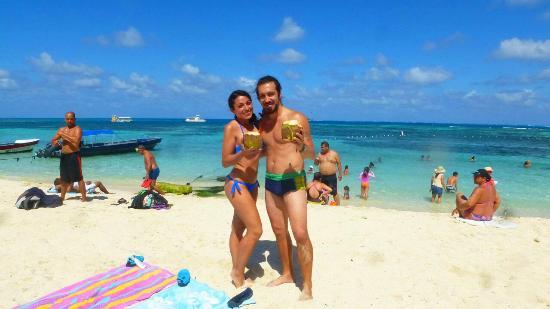 GHL Hotel Sunrise: En la playa de San Andrés (trio advisor solo me deja etiquetar el hotel y no la playa)
