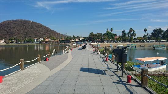 ฮาลิสโก, เม็กซิโก: Amaneciendo en Chapala.
