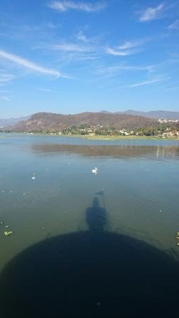 Jalisco, Mexico: Amaneciendo en Chapala.