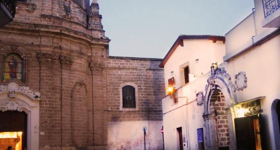 Corte San Giuseppe B&B: Prospetto Corte San Giuseppe