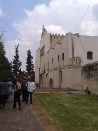 Templo y Exconvento de San Agustin