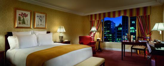 The Ritz-Carlton, Santiago: Deluxe Room