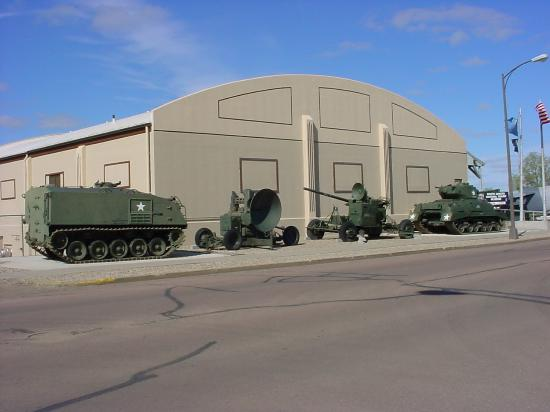 South Dakota National Guard Museum