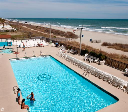 The Beach House Garden City Sc: Landmark Resort $45 ($̶7̶9̶)