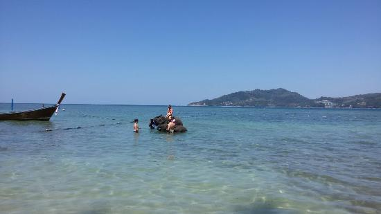 Tri Trang Beach Resort: 20160109_123604_large.jpg