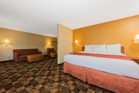 Portsmouth, OH: Jacuzzi Suite