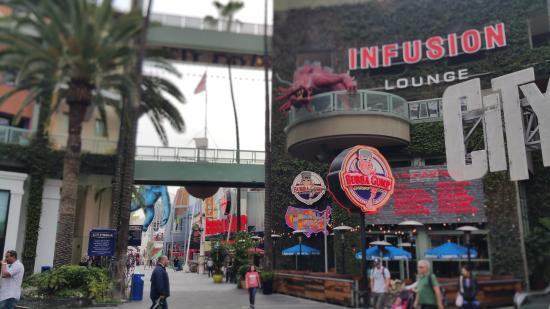 Restaurants Near Universal City Walk Los Angeles
