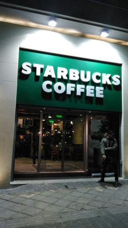 Starbucks - Monastiraki
