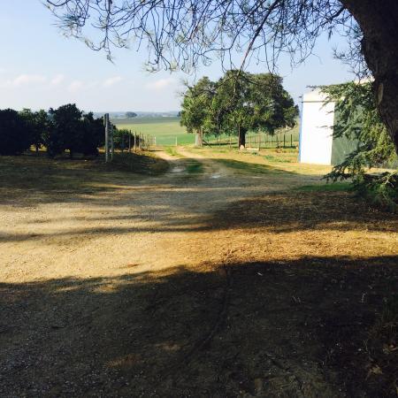 Alcacovas, Portugal: circuito de bicicletas