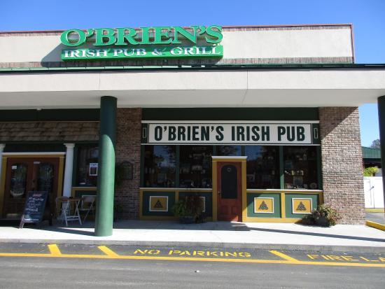 O Brien S Irish Pub Tampa Restaurant Reviews Phone