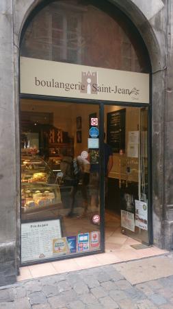 Boulangerie De Saint Jean