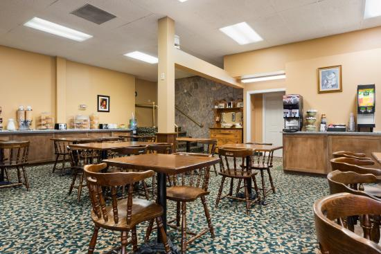 Days Inn Brockville: Breakfast Area