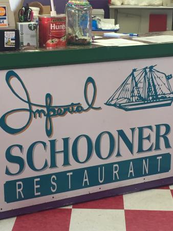 Imperial Schooner
