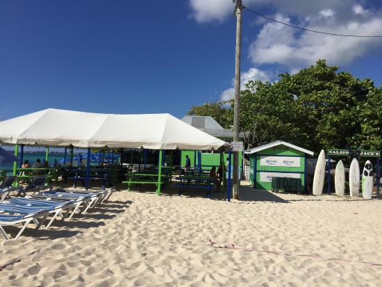 Calico Jacks Grand Cayman - Picture of Calico Jack's Bar ...