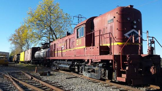 Rochester & Genesee Valley Railroad Museum