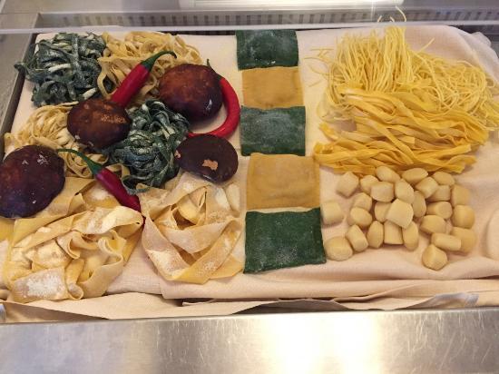 Монтеспертоли, Италия: Prelibatezze dello Chef!
