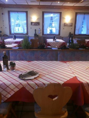 Пфронтен, Германия: Pizzeria Ristorante Il Borgo