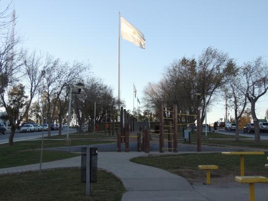 Plaza De Las Banderas