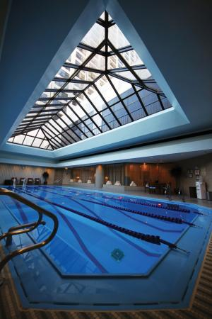 Indoor Pool - Picture of The Ritz-Carlton, Chicago, Chicago ...