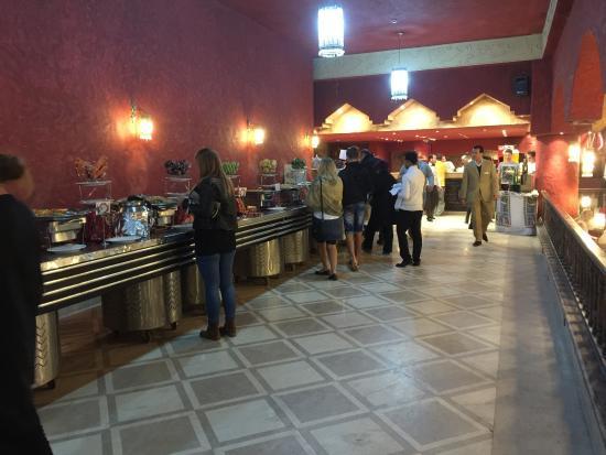 het buffet bild von sunny days el palacio resort spa hurghada rh tripadvisor de