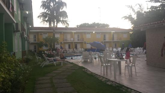 Boulevard da Praia Hotel Photo