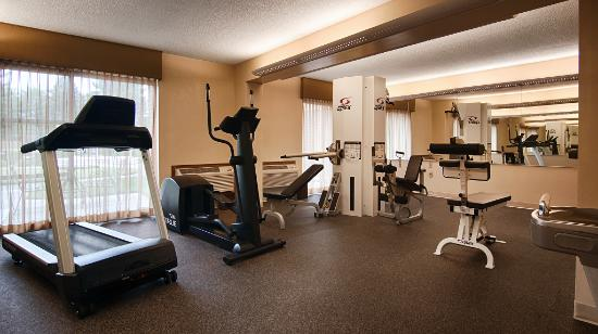 Galesburg, IL: Fitness Center