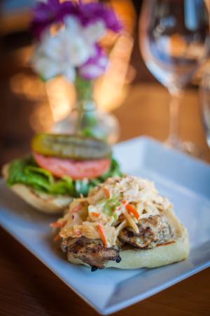Killington, VT: Grilled Chicken Sandwich