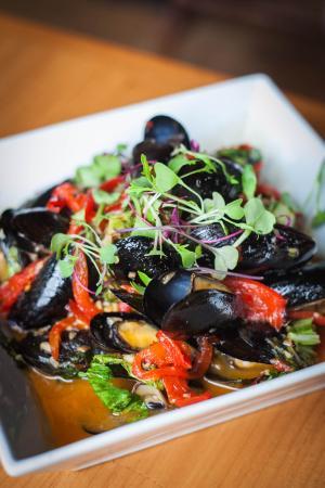 Killington, VT: Mussels