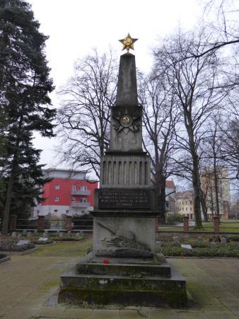 Taucherfriedhof
