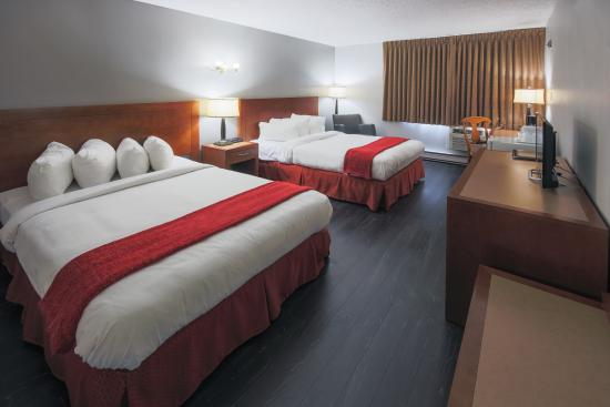 Howard Johnson Quebec City : Business 2 Double Beds