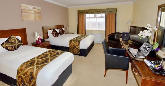 Eviston House Hotel: Bedroom 4