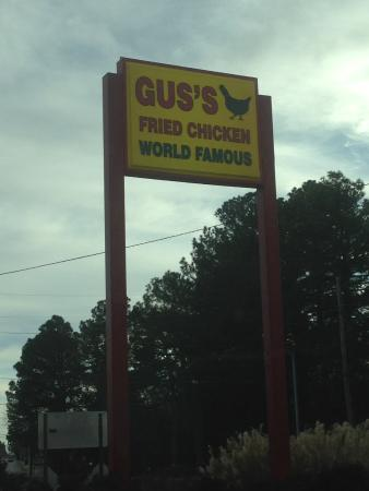 Gus's World Famous Fried Chicken Photo