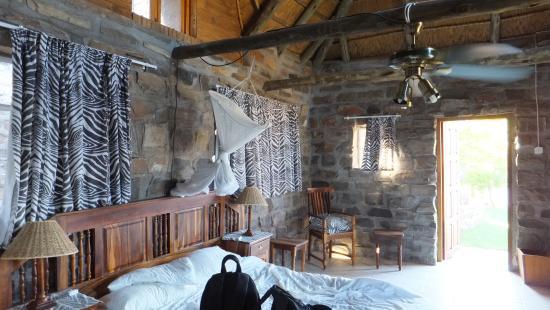 Keetmanshoop, Namibia: our room